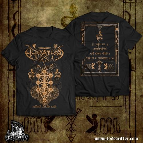 Acherontas – Occult Black Art, Black - T-SHIRT