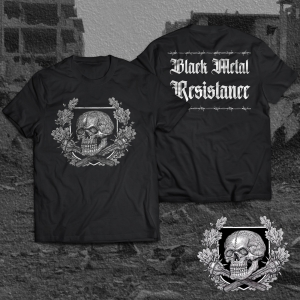Black Metal Resistance - T-SHIRT