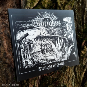 Twilight of Faith - DIGI-CD