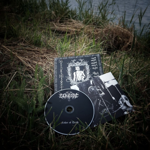 """Elegiac """"Father of Death"""" – 6-panel Digipack CD with booklet"""