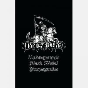 Underground Black Metal Propaganda - POSTER-FLAG